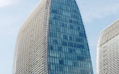 Asian Skyscrapers
