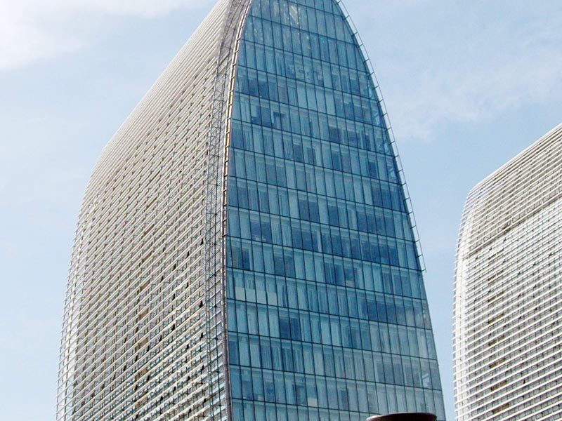 Asian Skyscrapers