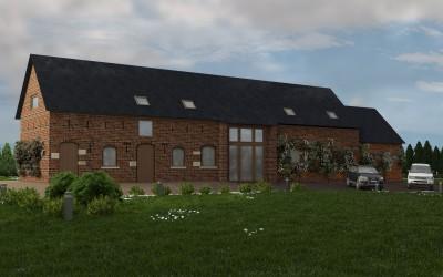 Cheshire barn conversion